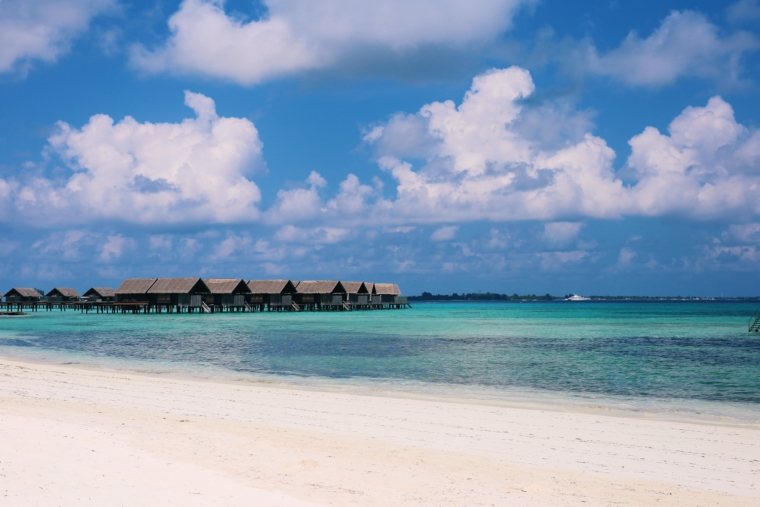Shangri La's Villingili Resort & Spa Maldives