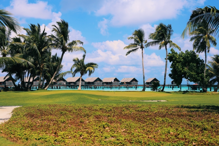 Shangri La's Villingili Resort & Spa Maldives golf