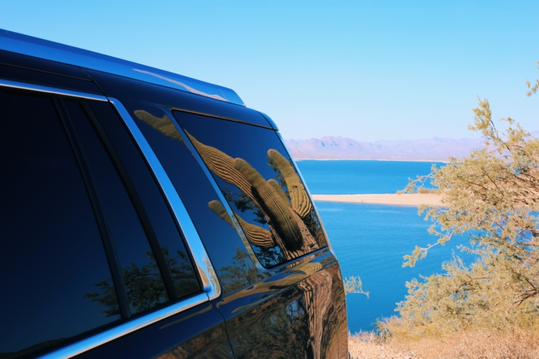 Lake Pleasant cadillac escalade
