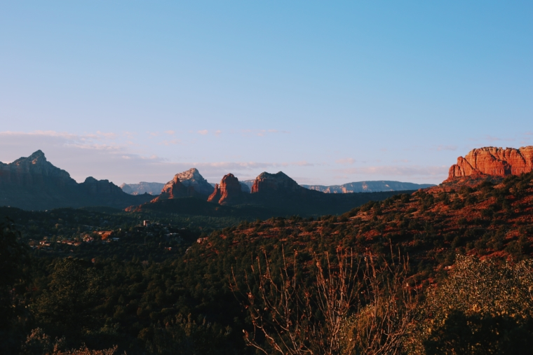 sedona view travel guide
