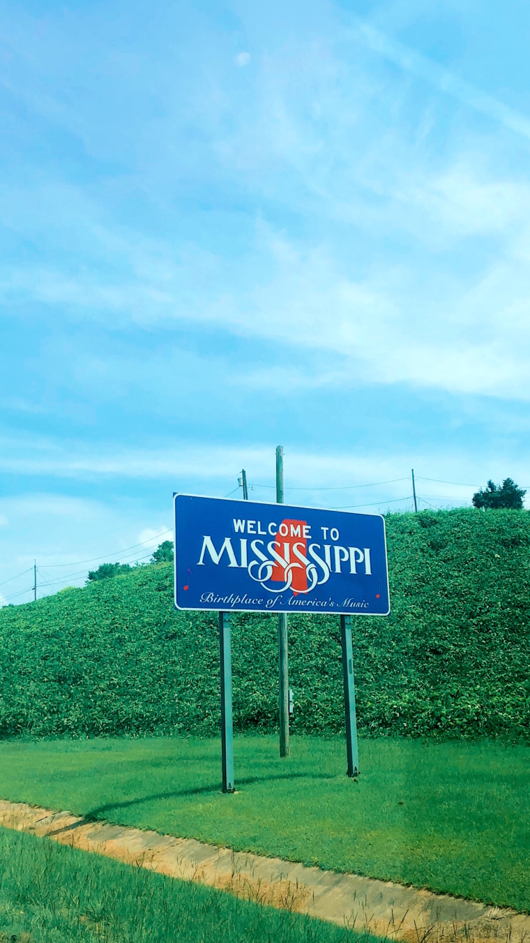 mississippi sign state entry