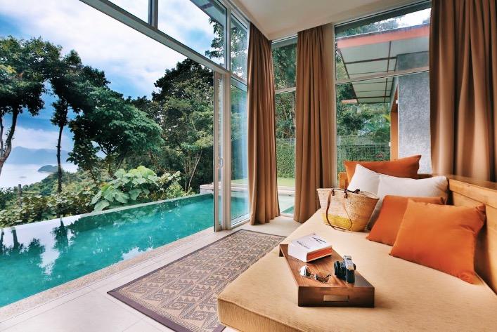 ambong ambong pool villas langkawi