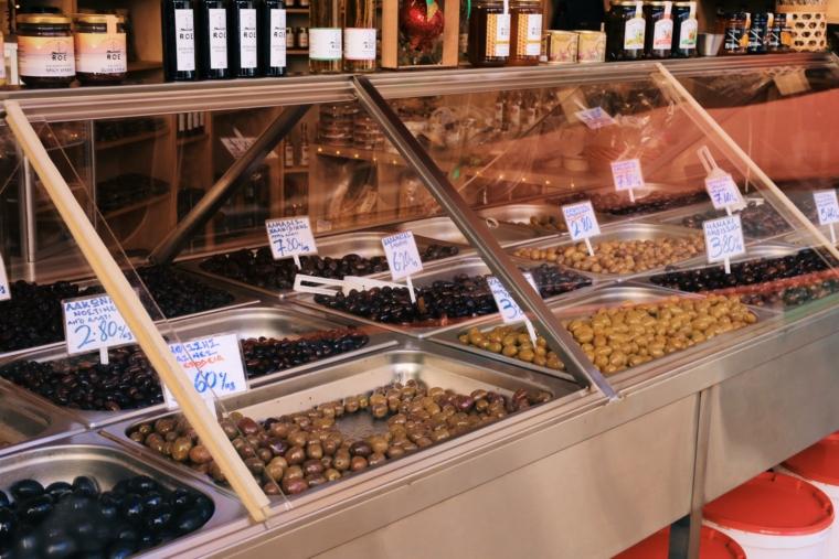 athen oliven