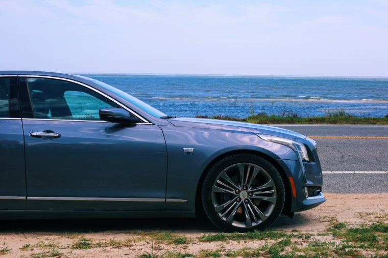 cadillac ct6 road trip florida