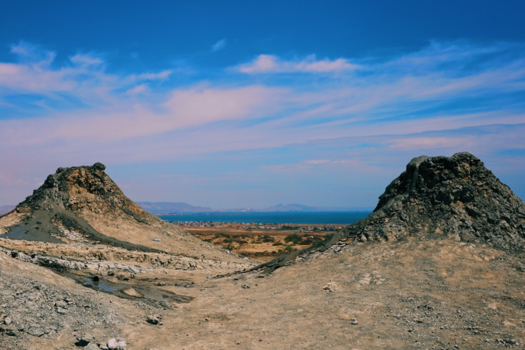 Gobustan National Park & Mud Volcanos