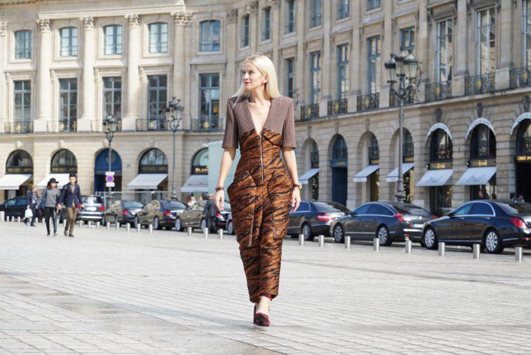 Ilja Haute Couture Overall