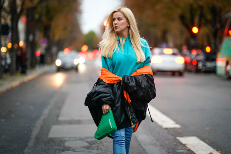 palinakozyrava palina kozyrava faz frankfurter allgemeine zeitung streetstyle paris fashion week fashion forward style