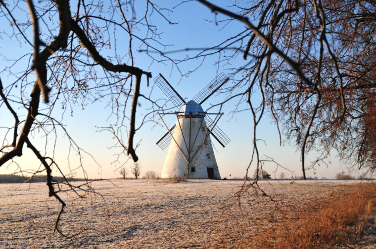 lahemaa national park village estonia estland dorf