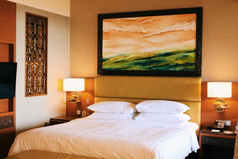 shangri-la's rasa ria resort & spa kota kinabalu borneo ocean wing