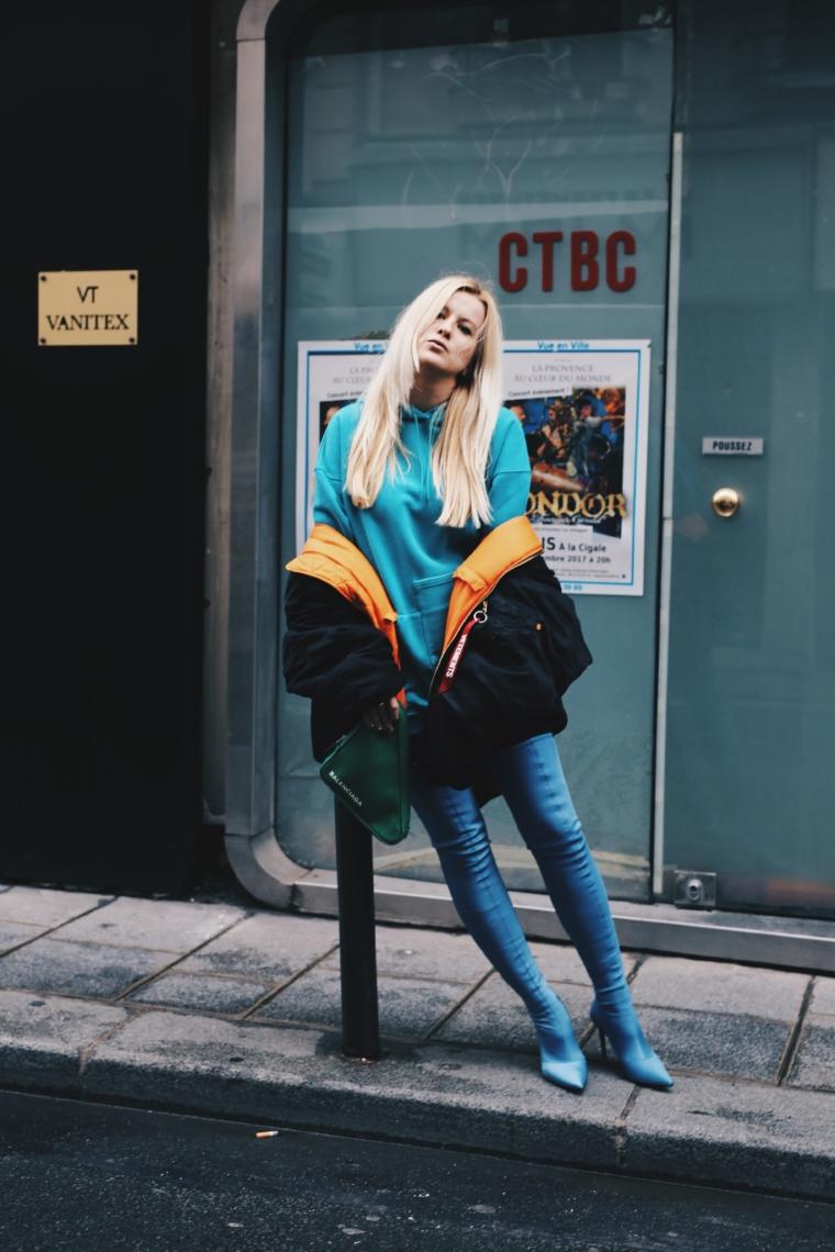 fashion forward progressive style look streetstyle balenciaga vetement demna gvasalia
