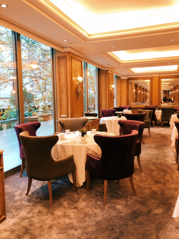 NJV Athens Plaza breakfast room restaurant