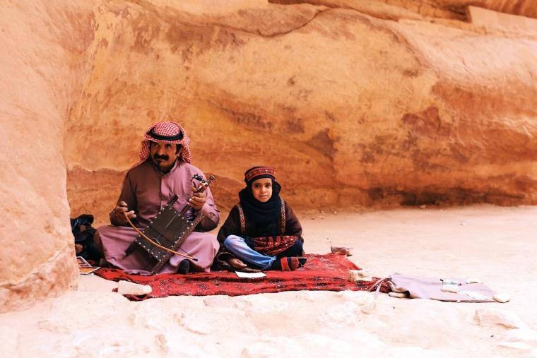 jordan people petra