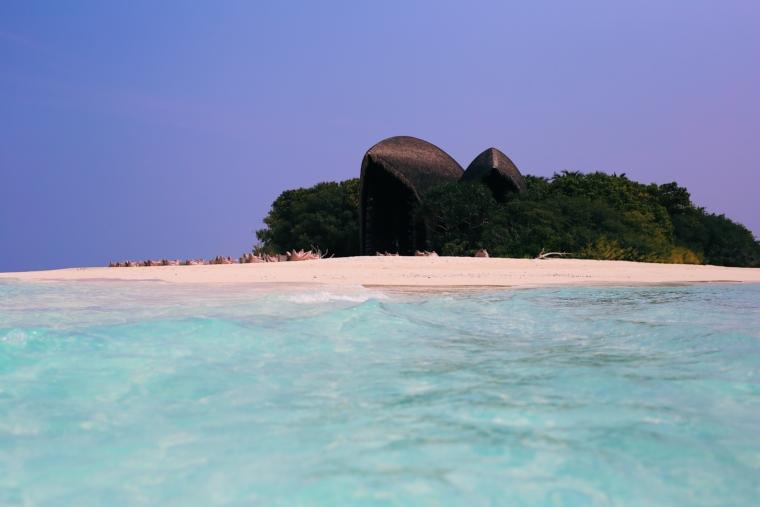 haali dhigali resort beach
