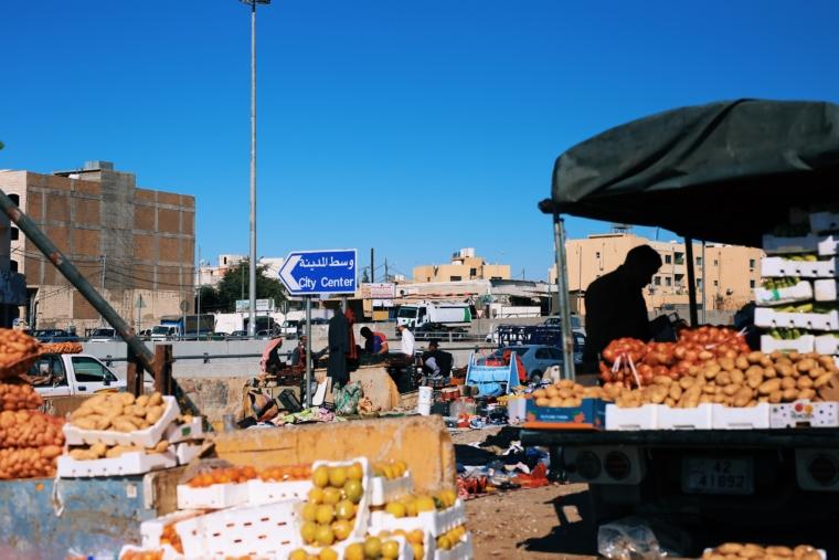 aqaba jordan market