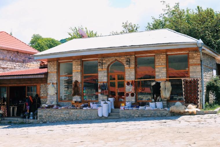 azerbaijan lahij village