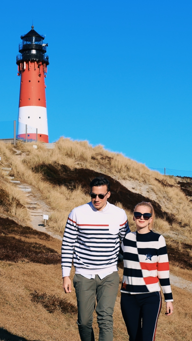 stylish couple paar shooting sylt brax