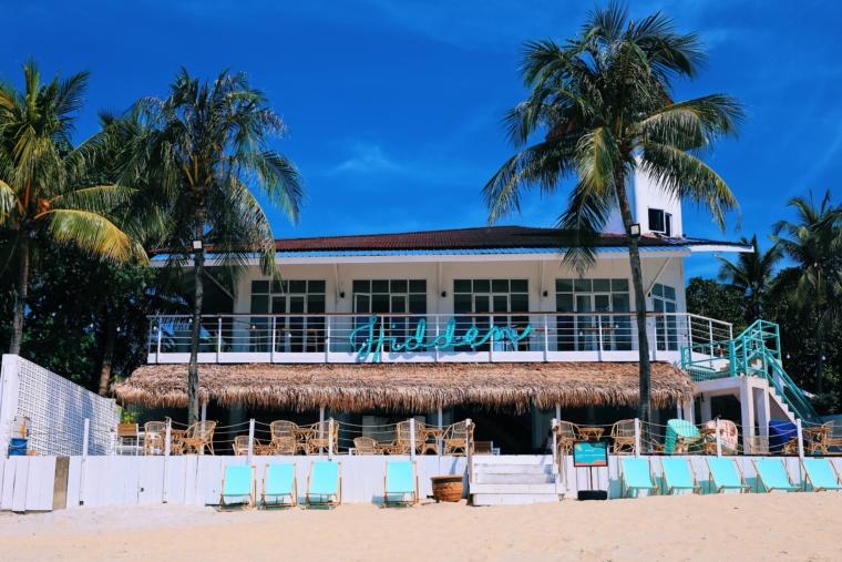 malaysia langkawi hidden beach club