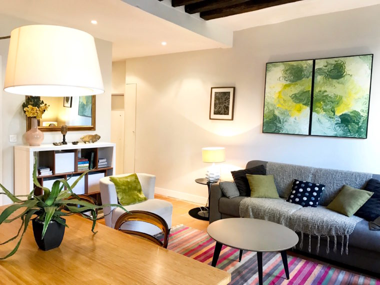 fewo-direkt paris le marais homeaway apartment rent