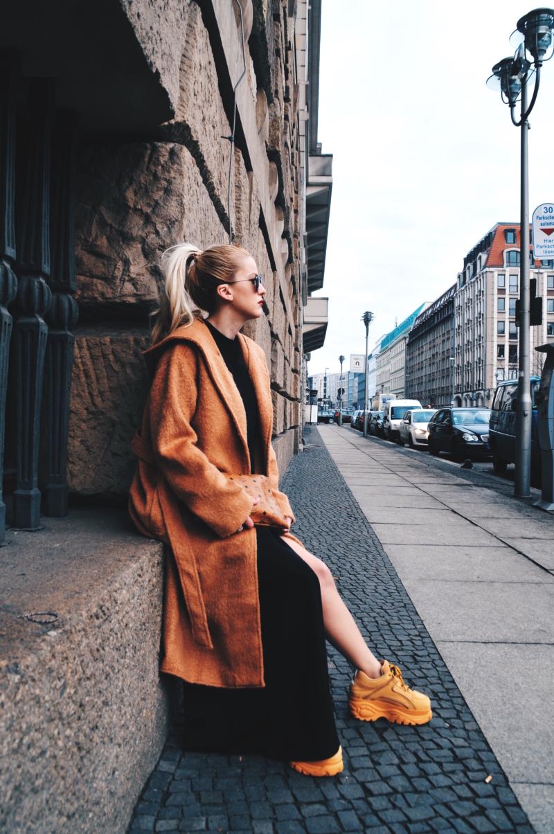 pretty nice c0fbc 1c8e2 Buffalo Classics Streetyle - Palina Kozyrava