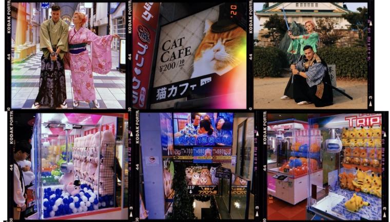 activities japan