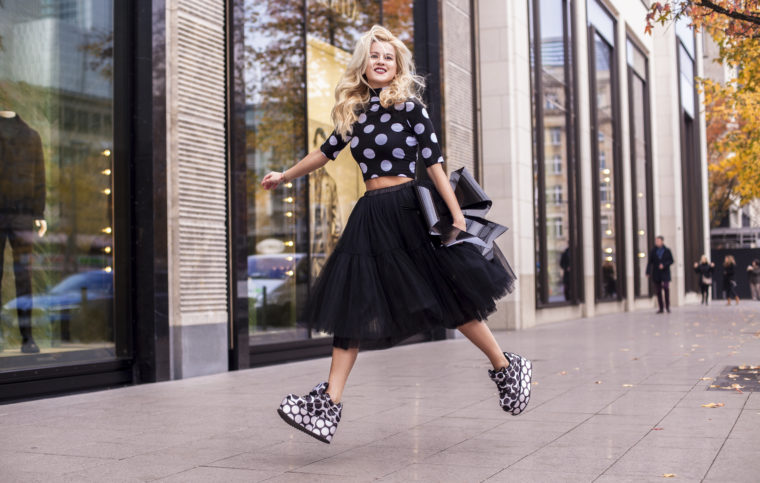 palina instagram blogwalk rtl vox shopping queen erfolgreich fashionblogger buffalo classics
