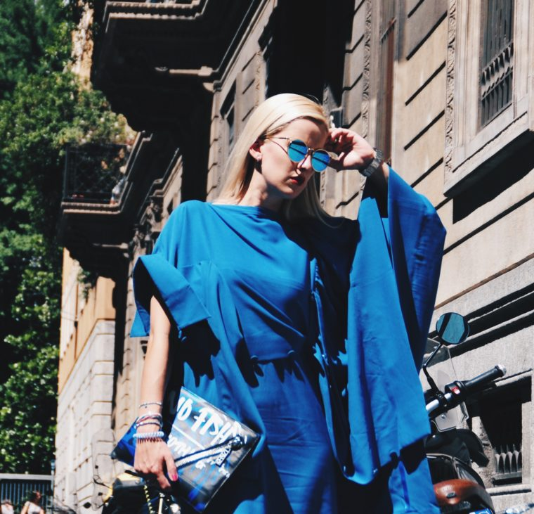 milan fashion week streetstyle margiela