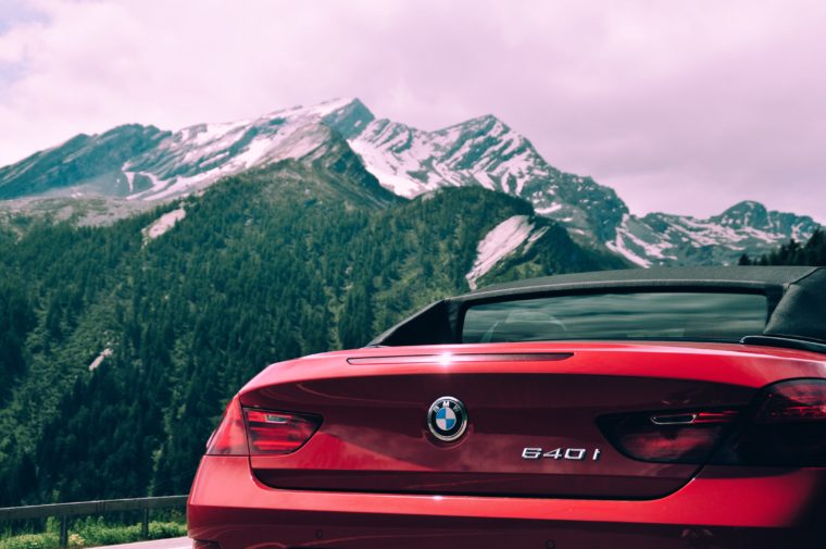 Bmw 640i Back Road Trip Europe Driving Experience