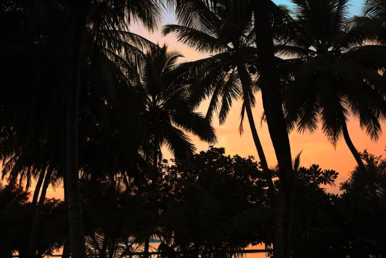 kurumba maldives sunset