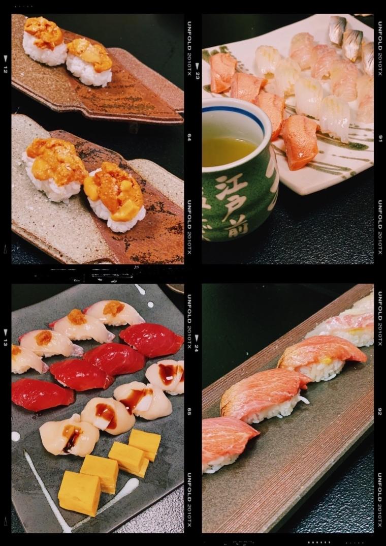 Sushi Matsugen sakai japan