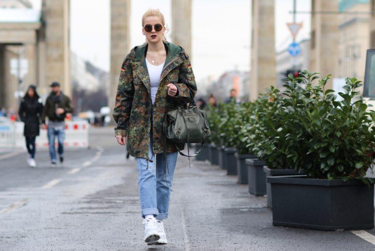 Fashionblogger Berlin Fashion Week 2016 Streetstyle Palina Pralina Buffalo Classics Klassiker