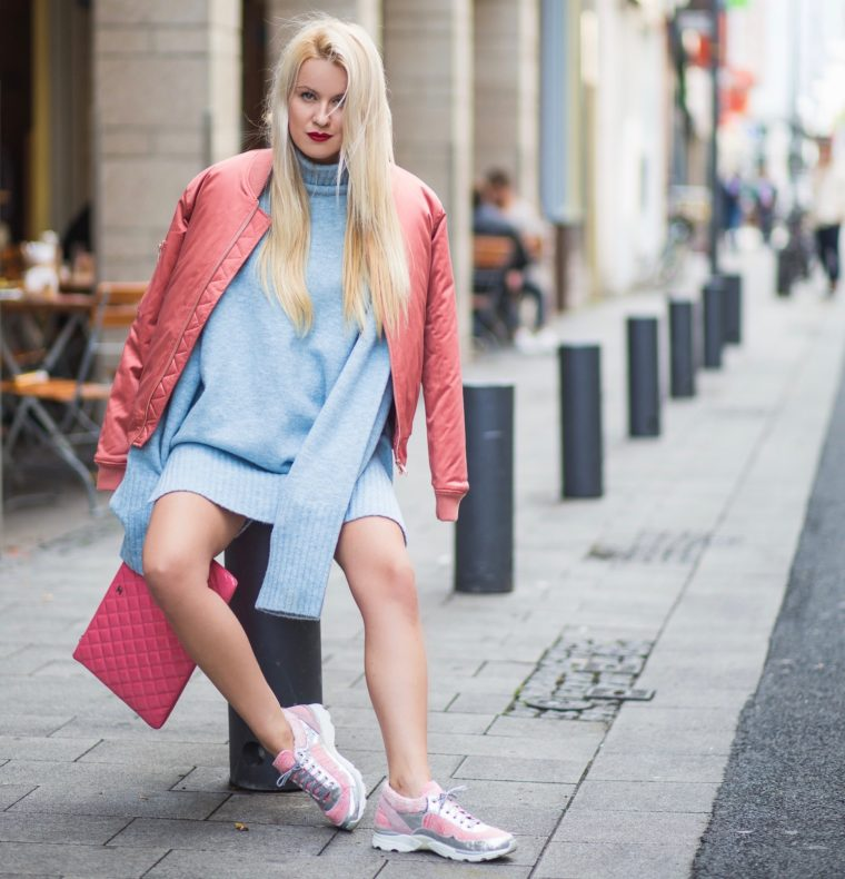 pastel color trend in fall