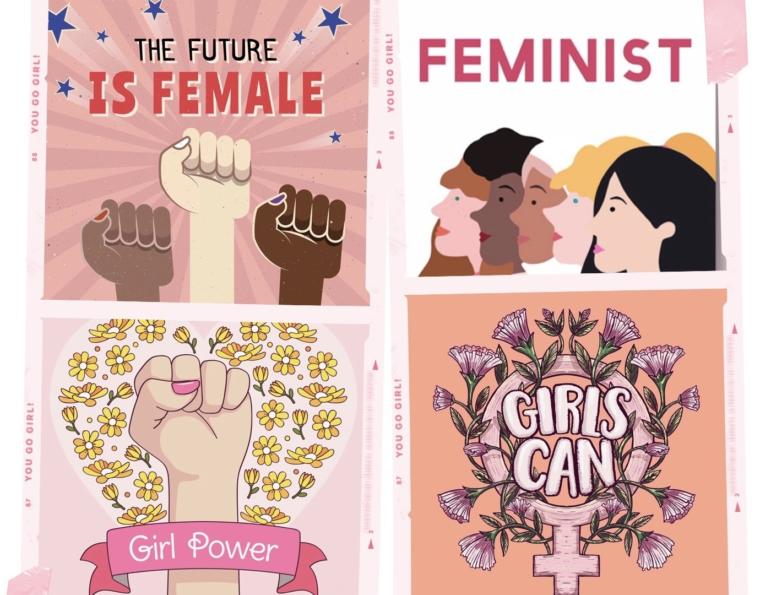 the future is female critical