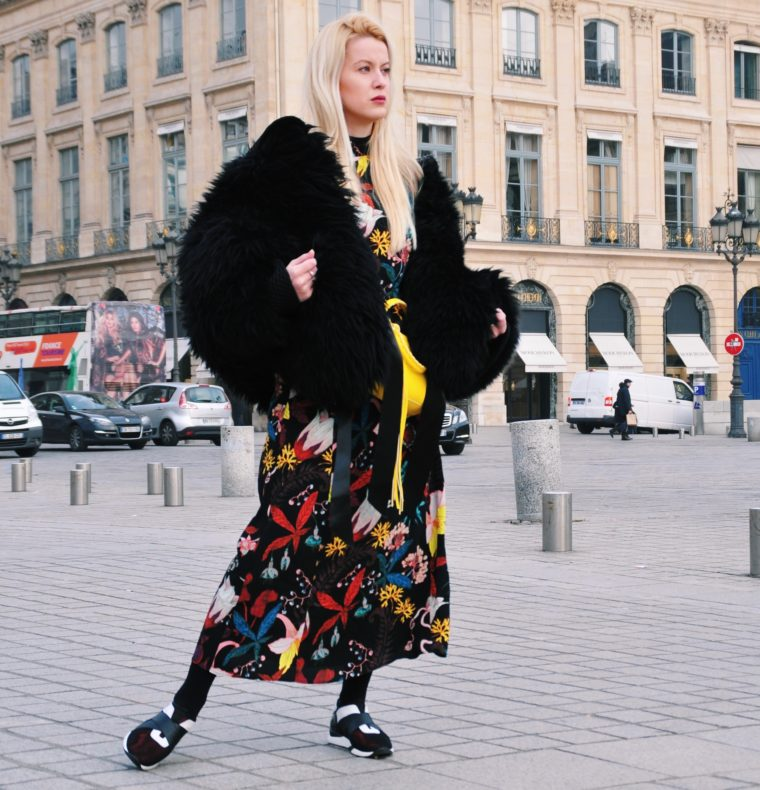 haute couture look paris fashion week streetstyle