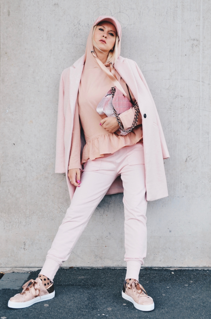 trend alarm rosa farbe 2017 pink ton in ton look