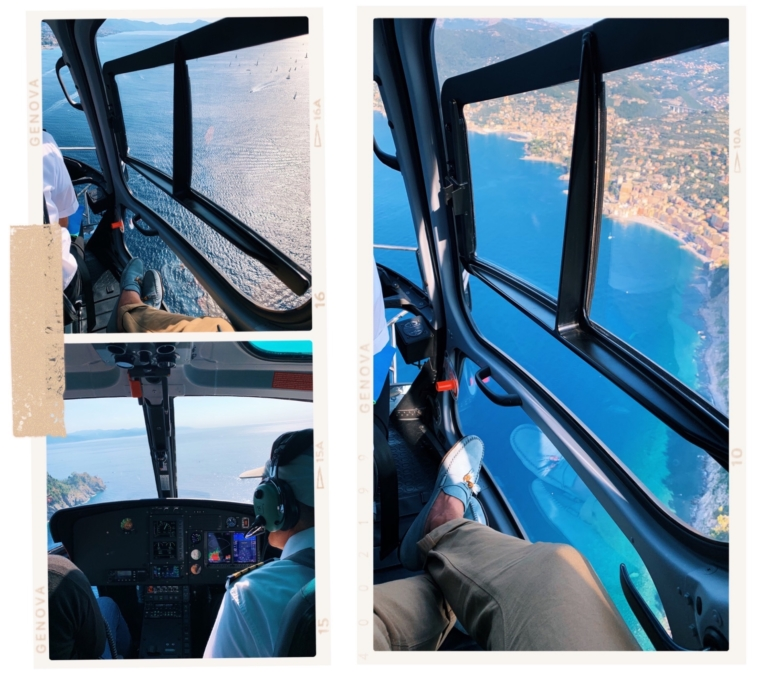 SALONE NAUTICO INTERNAZIONALE helicopter