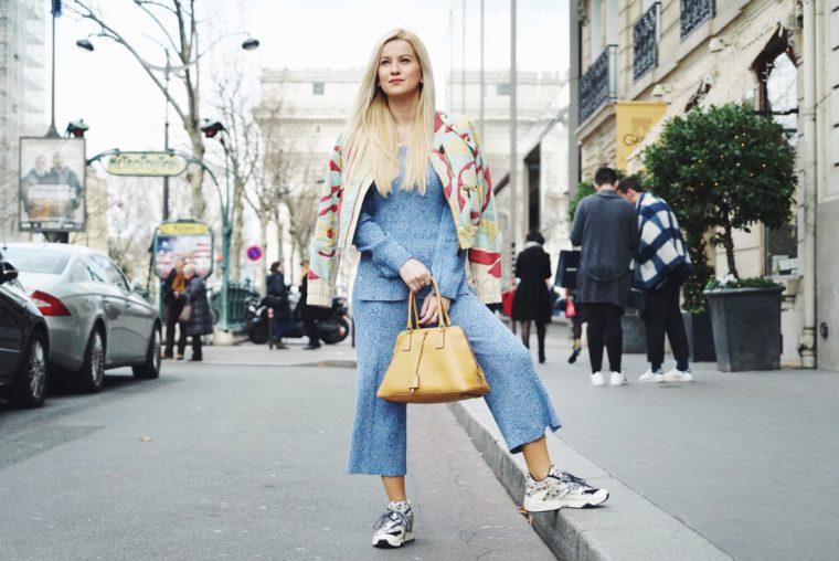 Paris Streetstyle PFW Asos Marni Look