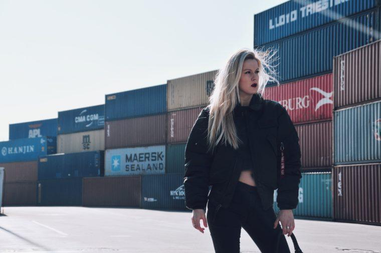 alpha industries dope jacket girls trends 2016