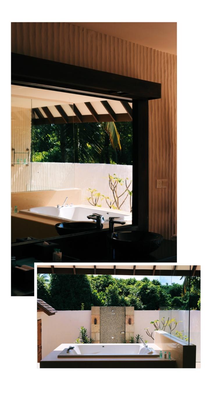 Hideaway Beach Resort & Spa Maldives beach villa with pool