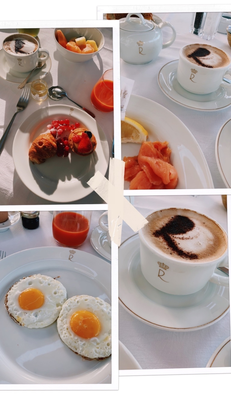 BREAKFAST royal hotel sanremo