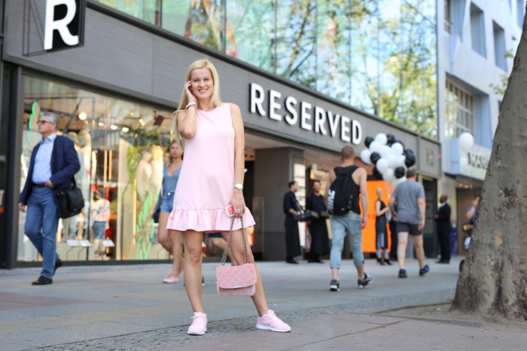 Reserved Store Opening, Berlin, Tauentzienstr 18, am 17.05.17. Foto: Thomas Lohnes / getty images