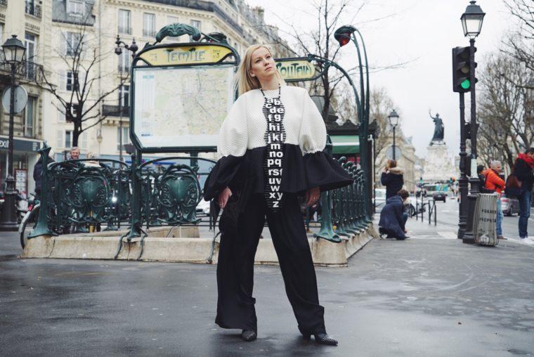 bowie wong haute couture paris fashion week streetstyle pfw