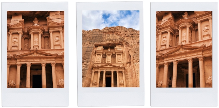jordanien petra schatz