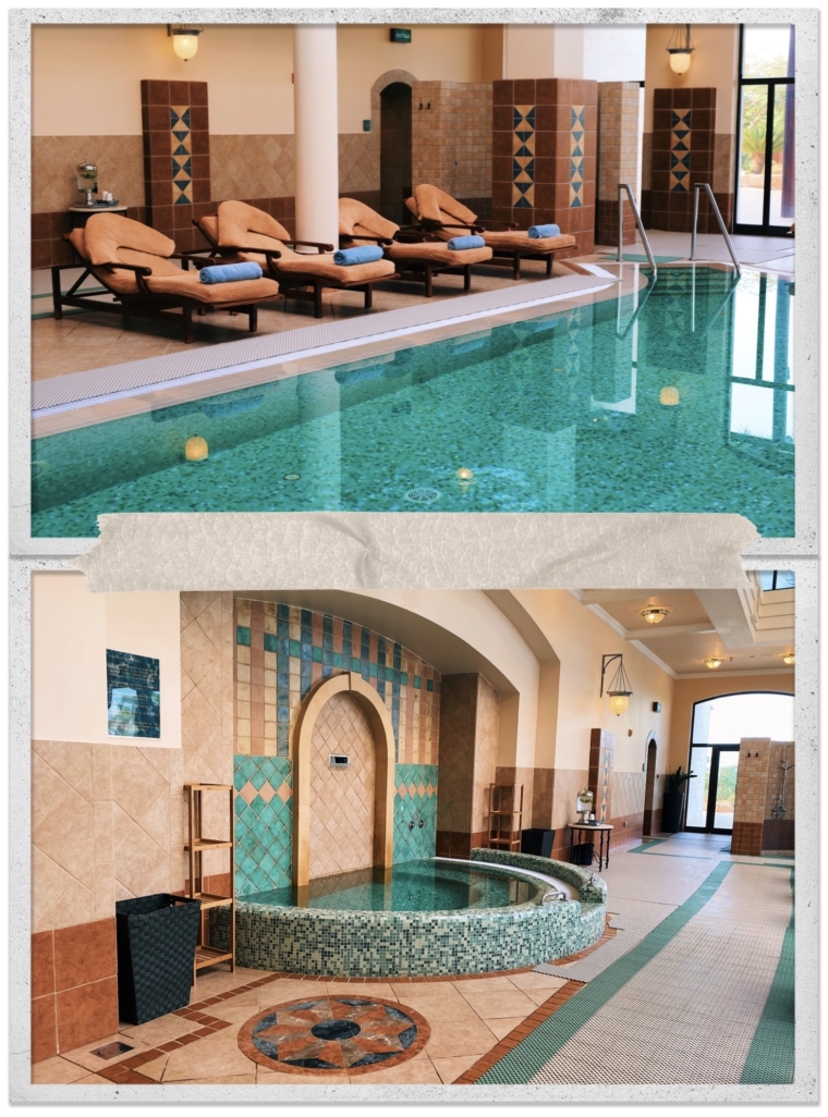 marriott dead sea spa