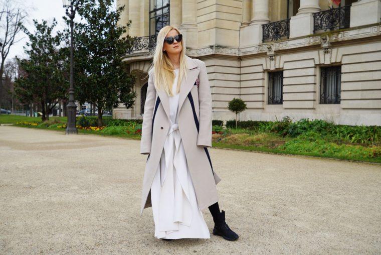 Paris Fashion Week Streetstyle Sean Suen Allude Manish Arora
