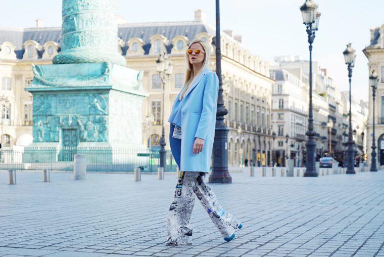 Paris Fashion Week Streetstyle Palina Pralina Revolution auf dem Catwalk Die neuen Fashionhelden