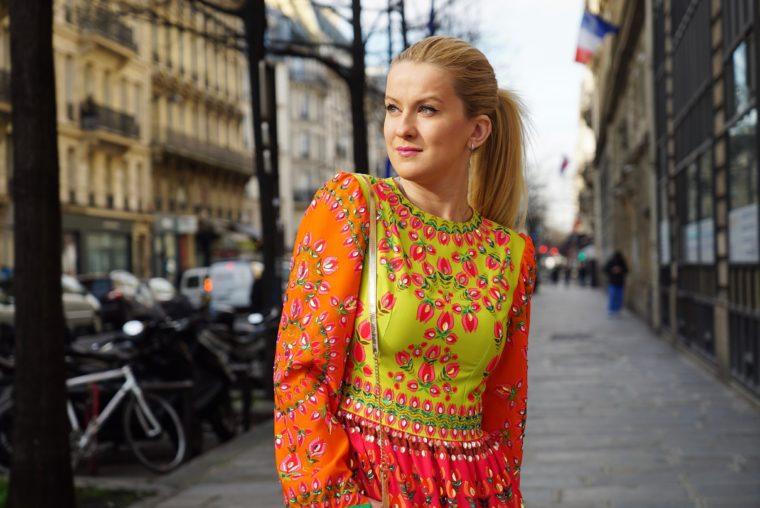 Vox Fashion Doku blogger Palina Revolution auf dem Catwalk Die neuen Fashion-Helden