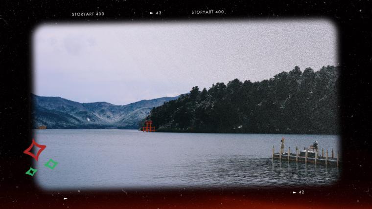 HAKONE to lake ashi