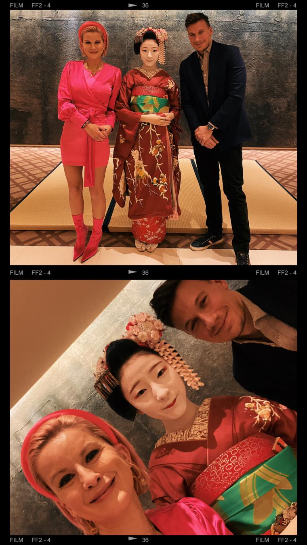 hyatt regency kyoto geisha performance