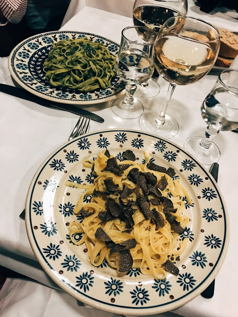 italian food florence italy