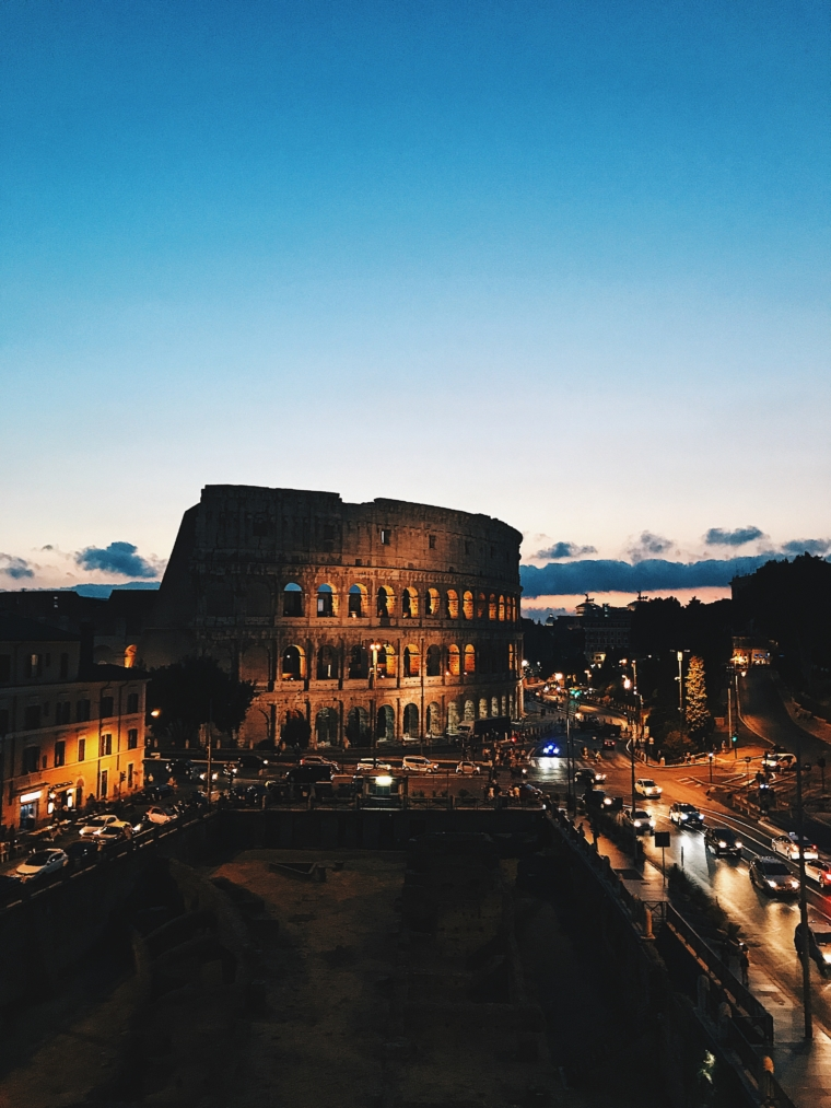 colosseum rome view hotel room view luxury hotel plazzo menfredi